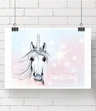 unicorn - you are amazing