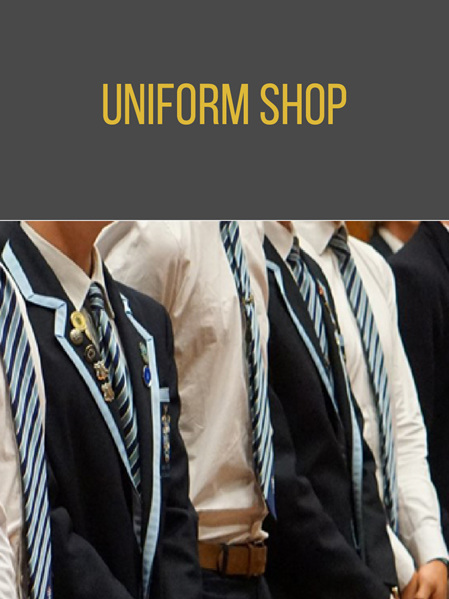Uniform Shop