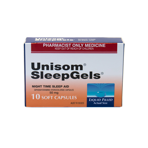 Unisom Sleepgels