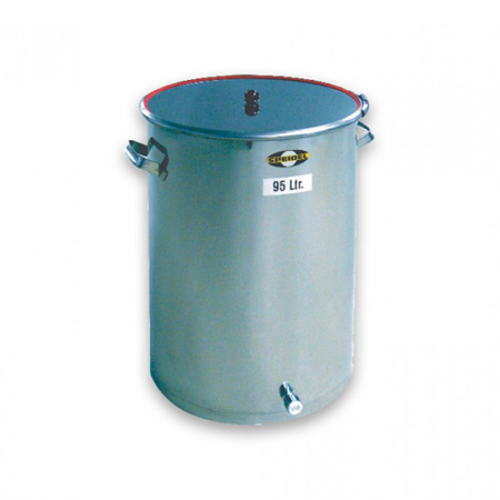 Universal Stainless Steel Keg 95L
