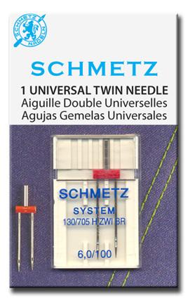 Universal Twin Needle