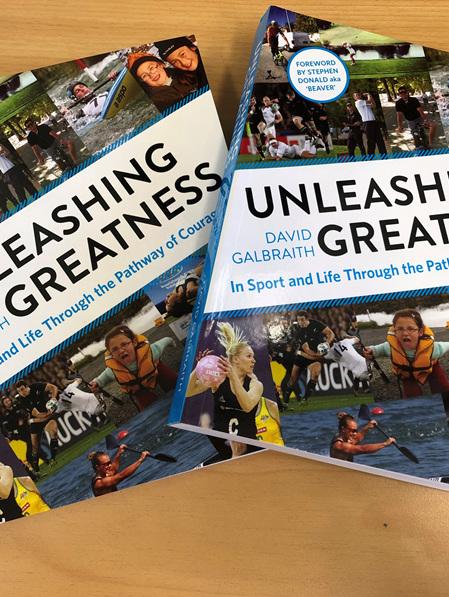 Unleashing Greatness - by David Galbraith