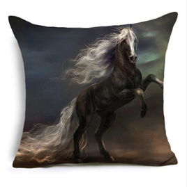 Untamed and Free Horse  Cushion Covers