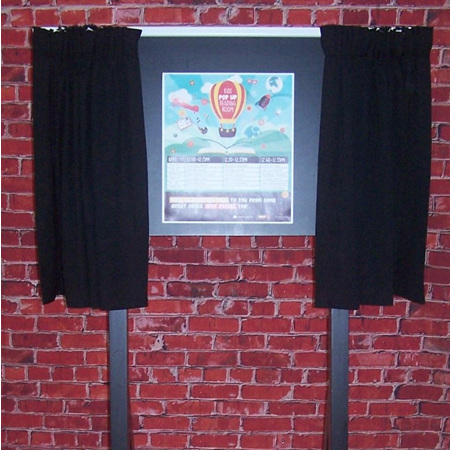 Unveiling Stand