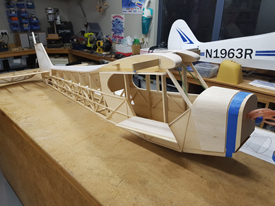 Updates from the Hangar One workshop