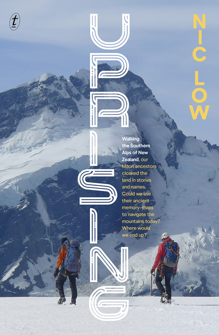 Uprising: Walking the Southern Alps of New Zealand (Pre-order)