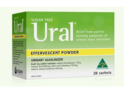 Ural Sachets 28 Pack