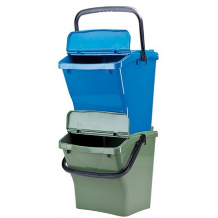 Urba Stackable Recycling Bins 40L