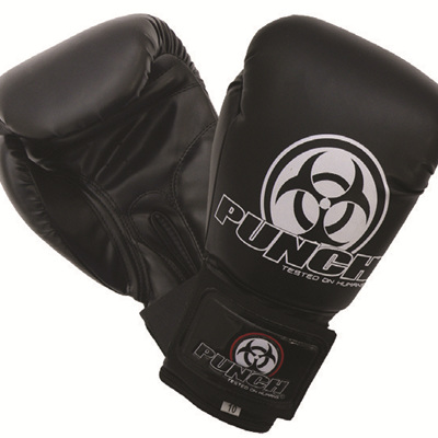 Urban Boxing Gloves - Black