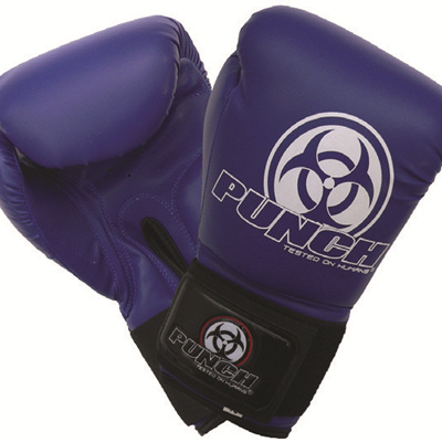 URBAN JNR BOXING GLOVE - BLUE