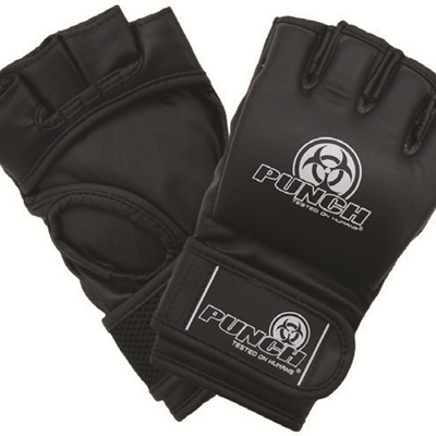 URBAN MMA GLOVES BLACK