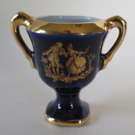 Urn shaped vase
