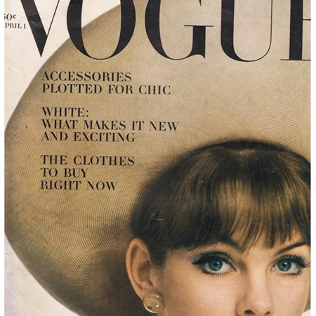 US Vogue Magazines 1960's