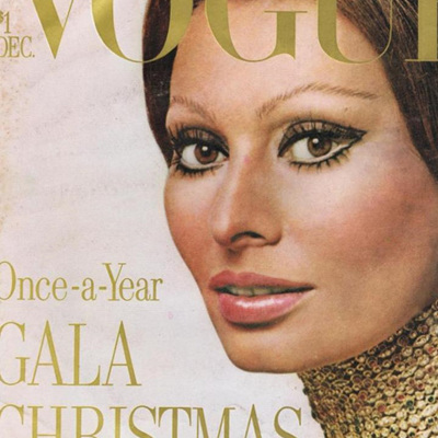US Vogue Magazines 1970's