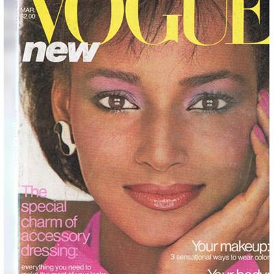 US Vogue Magazines 1980's