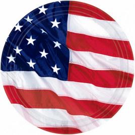 USA - Stars and Stripes.