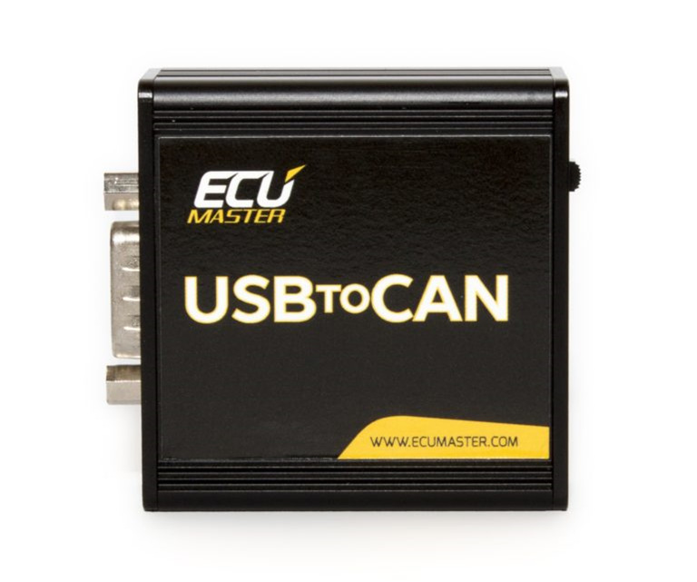 USB - Can to talk to ECUmaster devices