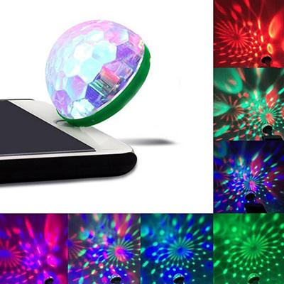 USB Mini Disco Light for Smartphones