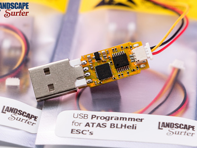 USB Programmer  for ATAS BLHeli  ESC's