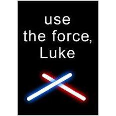 Luke Force Fridge Magnet
