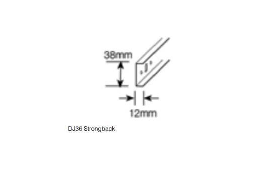 USG Strongback  DJ36