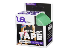 USL Premium 3NS K-Tape Green 5cmx5m