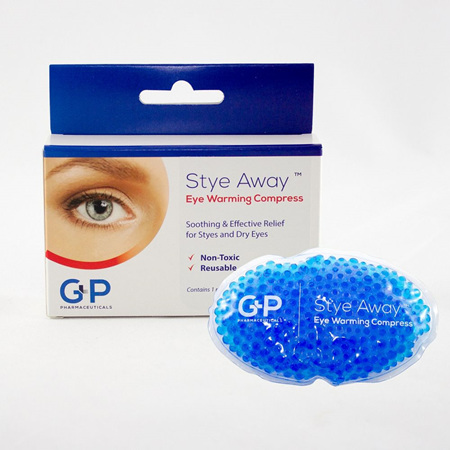 USL Stye Away Reusable Eye Warming Compress