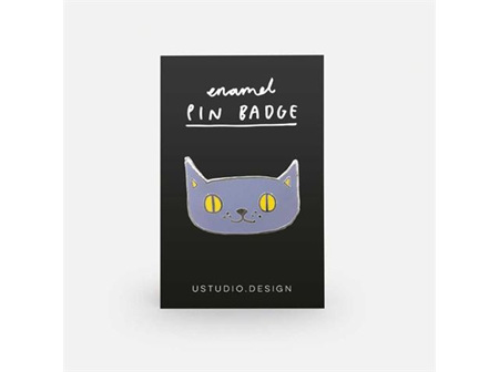 UStudio Enamel Pin Assorted