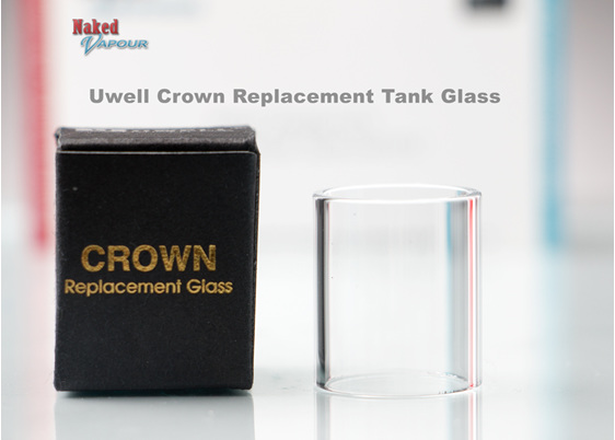 Uwell Crown Replacement Tank Glass