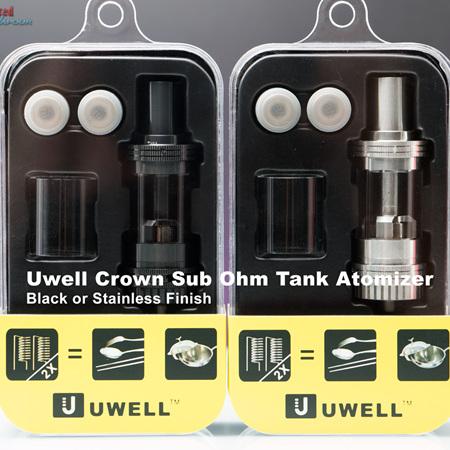 Uwell Crown Sub Ohm Tank Atomizer