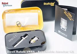 Uwell Rafale VRBA - Rebuildable Atomizer Kit