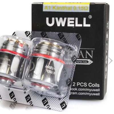 Uwell Valyrian - 2 Pack - 0.15ohm Coils