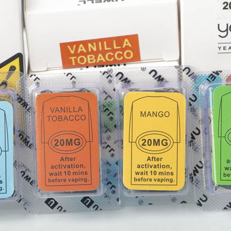 Uwell - Yearn Pre-Filled Pod Cartridges
