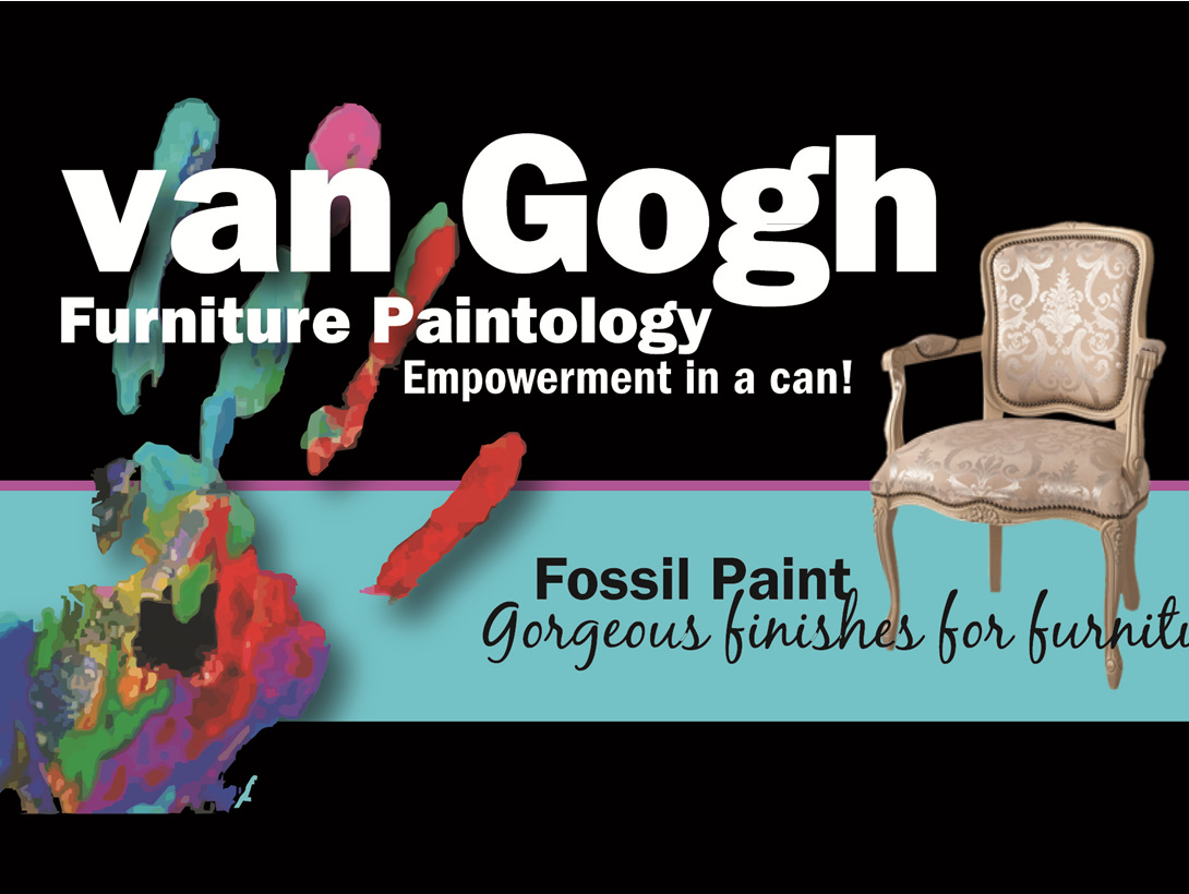van Gogh Fossil Paint