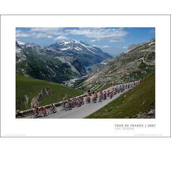 Val D'Isere - 2007 Tour de France