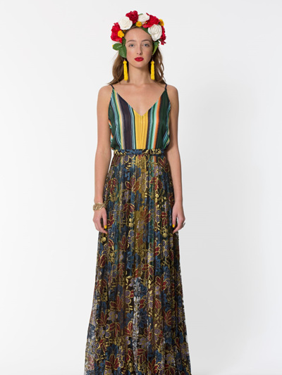 Valencia Skirt