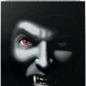 Vampire Window Clings