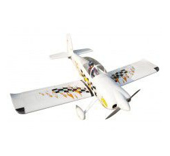 Van RV-8 (Eagle with fire, white), Span 180cm, Engine 20cc by Seagull Models