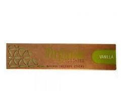 Vanilla Organic Incense