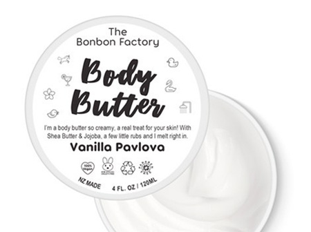 Vanilla Pavlova Body Butter