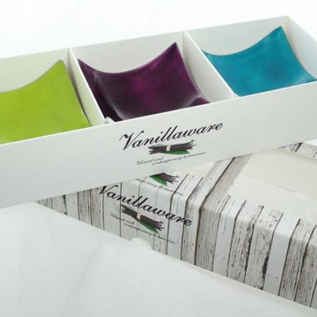 VANILLAWARE - SQ BOWL BOXED SET MULTI