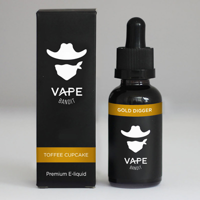 Vape Bandit - Gold Digger - 120ml - e-Liquid