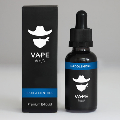 Vape Bandit - Saddlemore - 120ml - e-Liquid