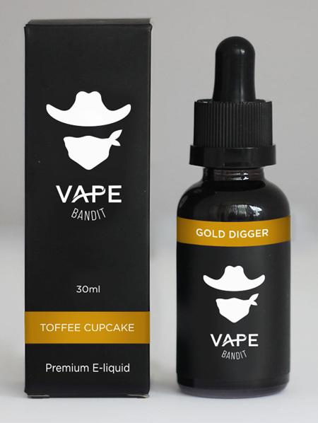 Vape Bandit - Gold Digger - 30ml - e-Liquid