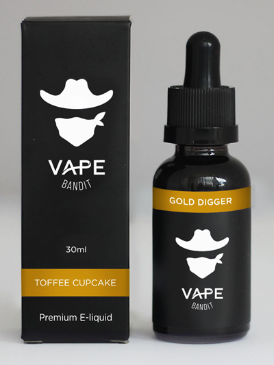 Vape Bandit - Gold Digger - 30ml - e-Liquid