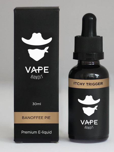 Vape Bandit - Itchy Trigger - 30ml - e-Liquid