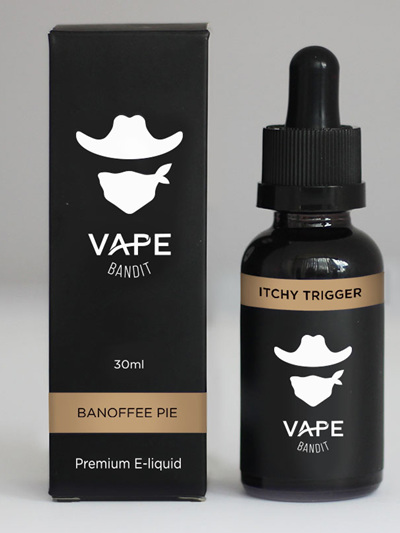Vape Bandit - Itchy Trigger - 30ml - e-Liquid