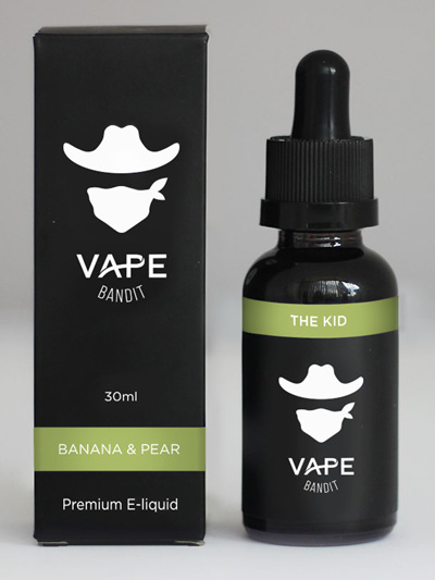 Vape Bandit - The Kid - 30ml - e-Liquid