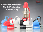 Vapesoon Universal Tank Protector and Dust Cover