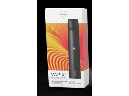 Vapix Starter Kit Gold Nicotine Free